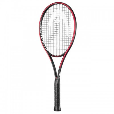 HEAD - Graphene 360+ Gravity MP Tour (2019) Racheta Tenis De Camp Competitionala Negru/Verde turcoaz/Rosu coral