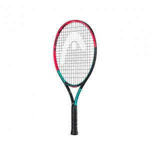"HEAD - IG Gravity 23"" Junior Racheta Tenis De Camp Copii Negru/Verde Turcoaz/Rosu Coral"