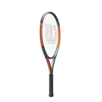 Wilson - Burn 25 S (2017) Racheta De Tenis Pentru Copii Gri antracit/Portocaliu