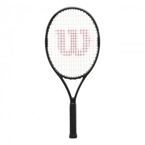 "Wilson - Pro Staff 25"" Jr. 2020 Racheta Tenis Copii Negru/Alb/Rosu/Galben"