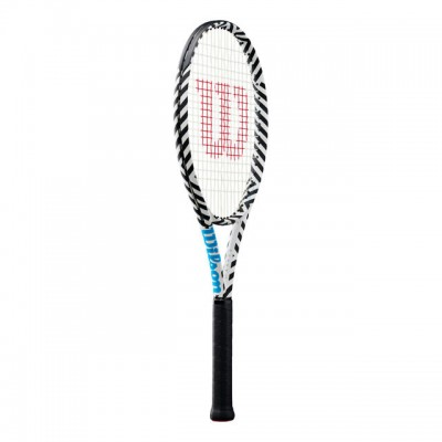 Wilson - Ultra 100L Bold Tour Racheta Tenis De Camp Competitionala Alb/Negru/Albastru