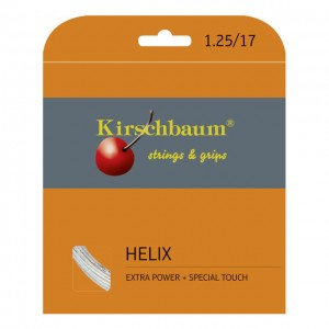 Kirschbaum - Helix Alb Racordaj Tenis De Camp Plic 12 M
