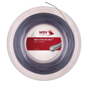 MSV - Focus Hex Racordaj Tenis De Camp Rola 200m Argintiu