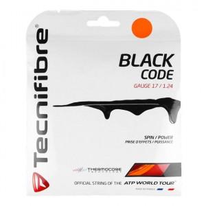 Tecnifibre Racordaj Tenis 12metri Black Code Portocaliu