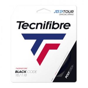 Tecnifibre Racordaj Tenis 12Metri Black Code