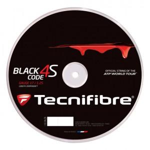 Tecnifibre Racordaj Tenis Black Code 4S 200metri