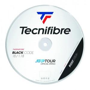 Tecnifibre Racordaj Tenis 200metri Black Code