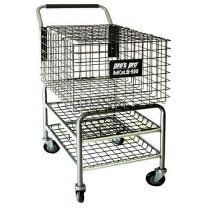 Pro's Pro - Campion al Cart  Cos 400 Buc. Mingi Tenis
