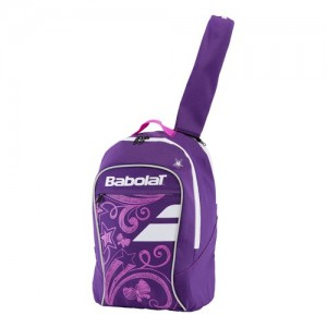 Babolat - Club Junior Backpack Rucsac Tenis violet/alb