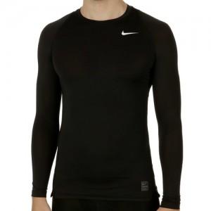 Nike - Pro Cool Compression Bluza Barbati negru