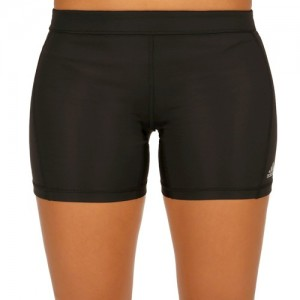 adidas - Techfit Tight 5 Inch Short Compresie Femei negru/argintiu