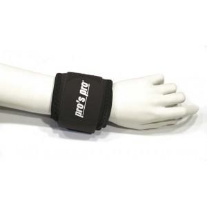 Pro's Pro - Wrist Suport elastic incheietura mana reglabil unisex negru