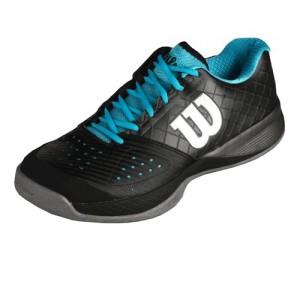 Wilson - Rush Pro Glide Comp All Court Incaltaminte Tenis Barbati negru/gri/albastru