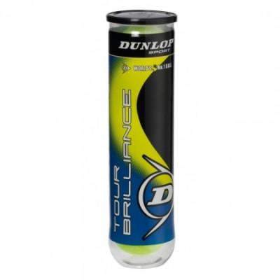 Dunlop-Minge de tenisTour Brilliance 72buc
