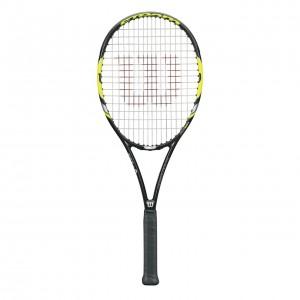 Wilson - Steam 99S 16x15 Tour Racheta De Tenis Competitionala negru/galben/argintiu