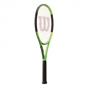 Wilson - Blade 98 18x20 Countervail Reverse Tour Racheta Tenis Competitionala verde/negru