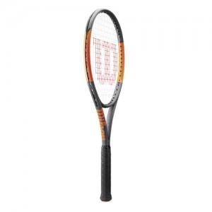 Wilson - Burn 100S Countervail (2017) Racheta Tenis de Camp antracit/portocaliu