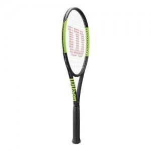 Wilson - Blade 98 18x20 Countervail Tour (2016) Racheta Tenis de Camp negru/verde
