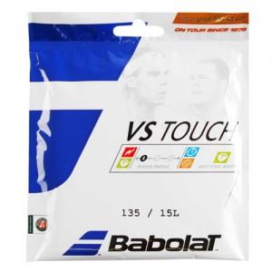 Babolat - VS Touch BT7 Racordaj Tenis Plic 12m natur