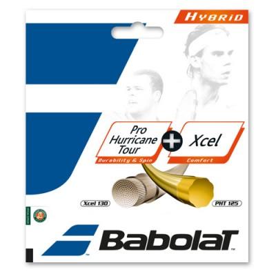 Babolat-Pro Hurricane Tour + Xcel Galben/Natural