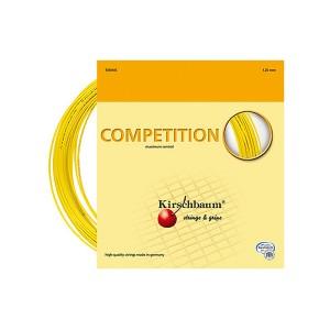 Kirschbaum - Competition Galben Racordaj Tenis de Camp Plic 12 m