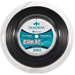 DIADEM - Elite XT Racordaj Tenis De Camp 200m negru