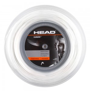 Head - Hawk Racordaj Tenis 200 M alb