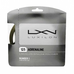 Luxilon-Racordaj tenis de camp Adrenaline 12m