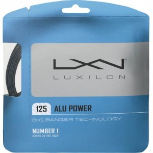 Luxilon-Racordaj tenis Alu Power 12,2m