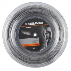 Head - Hawk Racordaj Tenis 200 m gri