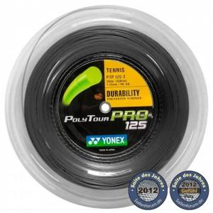 Yonex - Poly Tour Pro Rola Racordaj Tenis 200m negru