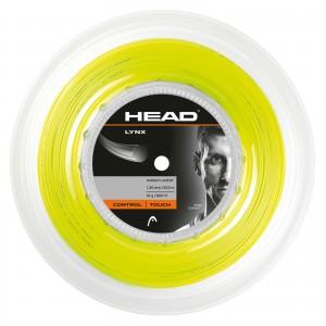 HEAD - Lynx Racordaj Tenis 200m galben neon