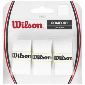 Wilson-Pro Overgrip 3 bucati albe