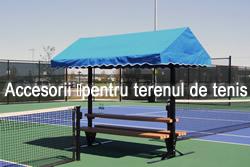 articole si accesorii pentru terenul de tenis