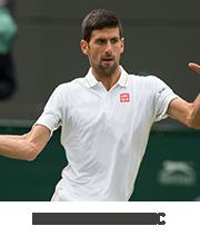 Echipamentele folosite de Novak Djokovic