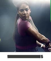 Tenisz felszerelés amelyet Serena Williams használ